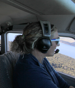 photo of pilot Kylie Krippner
